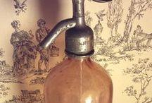 pullot&pullotelineet . bottles&holders