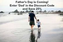 Father's Day Sale! / Deep Discounts for Father's Day! Enter Dad in Discount Code and Save 25% www.grillie.com