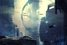 | Cyberpunk / Sci-Fi |