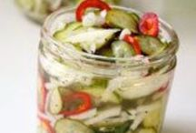 Eat me: pickles n relish