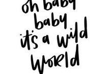 Baby quotes / Hieronder hebben de de leukste, liefste, stoerste en mooiste baby quotes voor je verzameld. Leuk voor bijvoorbeeld een geboortekaartje of voor de babykamer. ➤ Voor onze babyproducten kijk je op www.babyline.nl