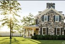 Homestyles / options of homes and layouts galore / by Jennifer Michalka