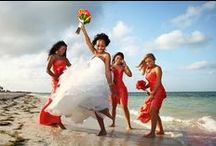 Destination Weddings / Easy, affordable and way more fun than staying at home. Make it a vacation for everyone!