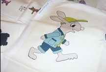 Shackleton's Rabbit Collection / An adventurous cheeky little rabbit