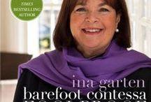 Wanna try Barefoot Contessa recipes / by Jennifer Michalka