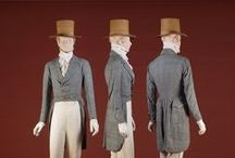 19th Century Mens Dress. / Middle and late 19th Century Mens & Womens Fashion and Every Day Wear.