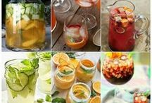 food and drink-taste / scrumptious food and drinks / by Nat Anderson