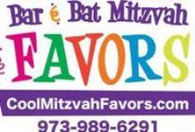 Mitzvah Favors / Bar Mitzvah and Bat Mitzvah Favors!