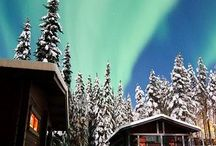 7 Fells Hostel / I'm an eco-friendly hostel in Lapland, Finland. Owned and run by a backpacker.