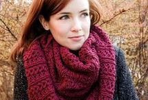 scarf & scarves / Summer Winter scarfs !