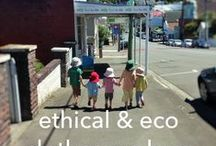 Ethical Kids Clothes Companies We Love / All those awesome companies working to improve the ethics & sustainability of the clothing industry by producing rocking kids clothes with a care for people & the environment.