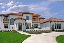 Elevations / A small sampling of some of our completed homes.