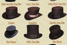 Hats &c. 13th to19th Century.