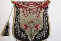 Accessoires 13th to 19th Century. / Bags, Trunks, and other travelling equipment of the 18th through 19th Centuries.