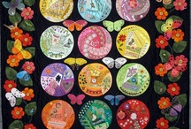 Crazy Quilting / by Taarna T