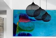 inspirational interiors / by Linda Demers