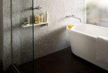 H -Bathroom Design / Bathroom all ways all day / by Kelly Willett Garden Design