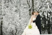 Winter Weddings on Whidbey Island / Whidbey Party Girls Events and Winter Weddings on Whidbey Island