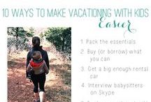 Travel / Inspiring destinations and tips for travel with kids from The Wise Baby / by The Wise Baby