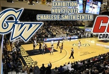 Raise High the Buff and Blue! / Everything about GW Sports!