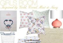 Chic Kids Rooms / by The Wise Baby