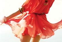 DRESSES! / by LAURA SHARP