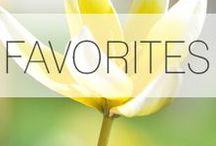 Favorites / Random Favorites on Pinterest.