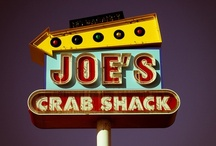 Joe's Maine Event  / #JoesCrabShack / by Tracy Palermo