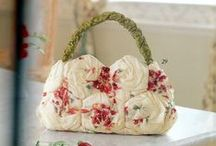 My Style - Bag & Purse Lady / instructions to crochet, knit and sew bags & purses / by Shana Gilson