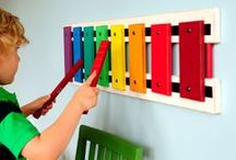 Playroom ideas / by The Wise Baby