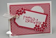 homemade cards / by Gina Carroll