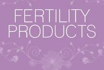 Fertility Products / Natural fertility products helping to support your reproductive health naturally. #NaturalFertilityShop