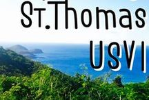 US Virgin Islands- No Passport Required! / St. Thomas, St. John, and St. Croix- America's Paradise