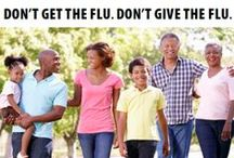 Flu Materials / Images and information for flu vaccination