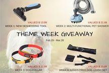 Giveaway & Deals / Enter To Win: https://www.facebook.com/miupetofficial/