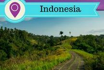 Destination Indonesia / https://tracietravels.com/category/asia/indonesia/