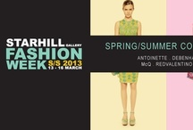 The Starhill Brands at Fashion weeks