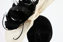 Headpieces / All headpieces available to hire from £35