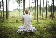 Finnish countryside and cottages / inspiring scenes from finnsih summer living