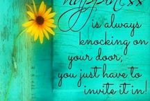 Quotes and sayings / by Karen Campbell