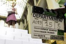 D47 - Behind The Scenes TV Spot / Entdecke jetzt schon exklusive Behind The Scenes-Einblicke unseres neuen TV Spots! Die Location war keine Geringere als das geschichtsträchtige Görlitzer Warenhaus, in dem auch der Kinofilm Grand Budapest Hotel gedreht wurde.