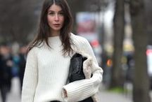 D47 - Knitted / Warm and comfy chic for the colder time of the year.
