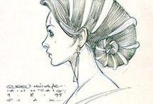 Hairstyles - ideas