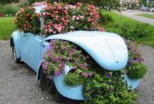DIY- garden ideas