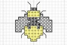 X patterns / Cross stitch patterns