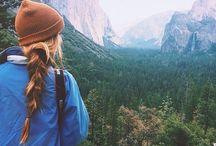Adventure/camping/hiking/cycling
