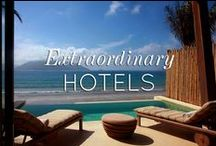 Extraordinary Hotels