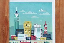 Local design of freepaper | 地域のフリーペーパーデザイン / 日本の地方のフリーペーパーで良デザインのものを集めました