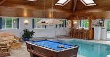 October Half Term / Let autumn half term fall into place with games rooms, swimming pools, hot tubs & more!