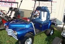 Blue 48 Chevy Truck